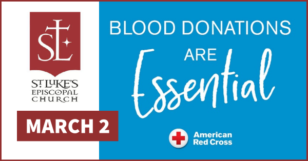 Blood Drive March 2