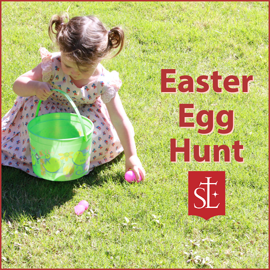 Easter Egg Hunt Registration