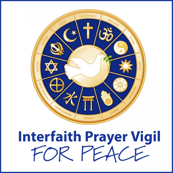 PRAY FOR PEACE MONDAY, MAY 3