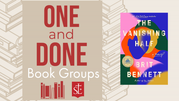 One and Done Book Group: