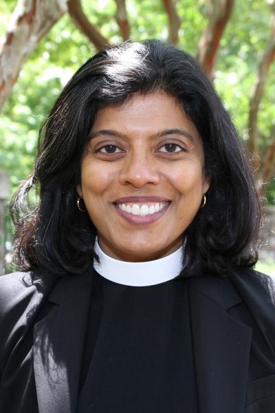 The Rev. Winnie Varghese